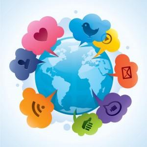 اشتراک گذاری متقابل در شبکه های اجتماعی