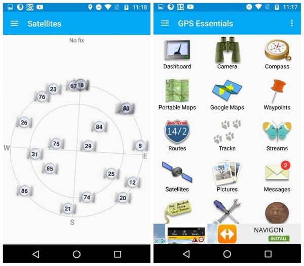 چگونه سیگنال GPS را تقویت کنیم؟