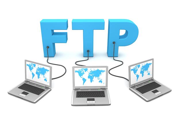 مدیریت FTP از طریق نرم افزار FileZilla