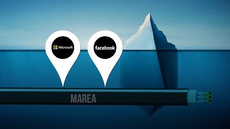 کابلکشی در طول اقیانوس توسط فیسبوک و مایکروسافت