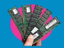 تولید نانو حافظه ۸ گیگا بایتی