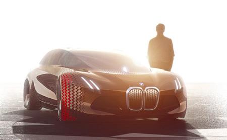 چیپهای اینتل وارد خودروهای بدون راننده BMW میشود