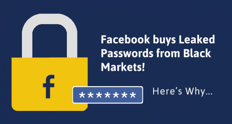 چرا فیسبوک پسوردهای دزدی را میخرد؟