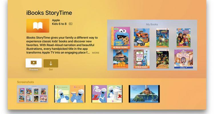 برنامه تلویزیونی اپل ویژه کودکان