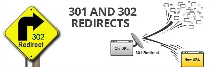 چگونه آدرس سایت خود را Redirect کنیم