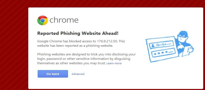 روش مقابله با Phishing