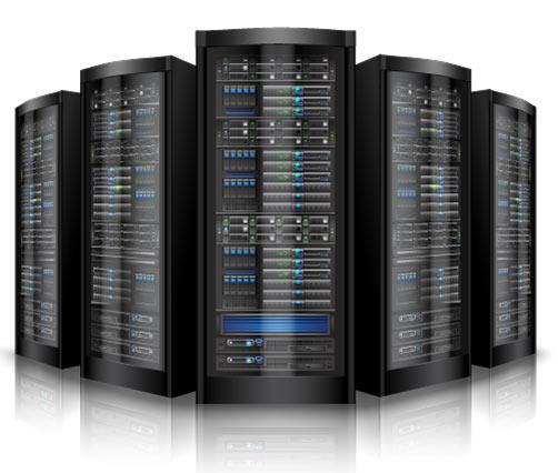 میزان پهنای باند بالا در سرورهای اختصاصی