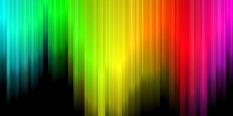 رنگ ها در طراحی سایت