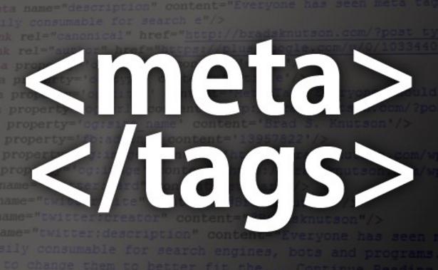 مهمترین متا تگ ها در بهینه سازی یک سایت