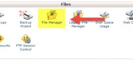 روش حذف ایمیل ها از طریق File Manager کنترل پنل cPanel