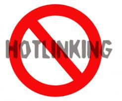 حفاظت Hotlinking با htaccess در هاست لینوکس