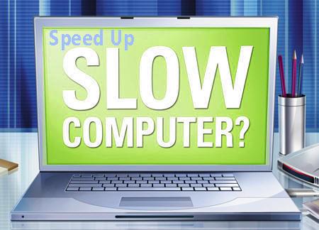 بالا بردن سرعت یک کامپیوتر کند