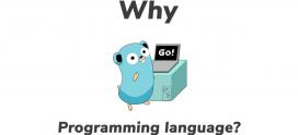معرفی زبان برنامه نویسی Go و مزایا و معایب آن