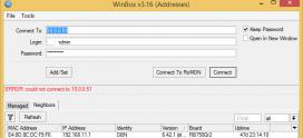 نکات مهم در مورد نحوه استفاده از Winbox Mikrotik