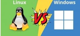 انتخاب بهترین سیستم عامل بین لینوکس و ویندوز