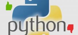 مزایا و معایب زبان برنامه نویسی پایتون