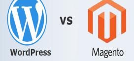 مقایسه CMS مجنتو (Magento) و ورد پرس(WordPress)!